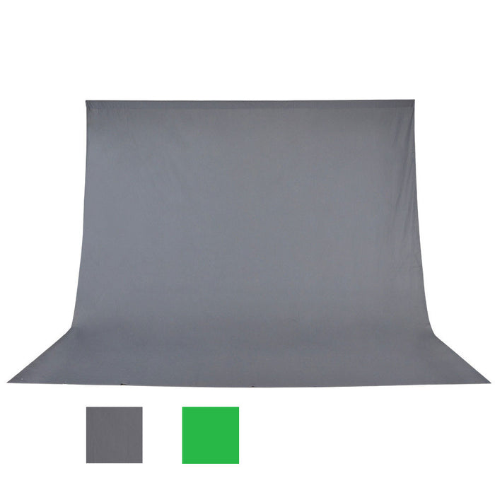 Yescom 10'x10' Muslin Cotton Photography Backdrop Color Opt
