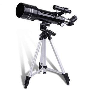 Yescom 70mm Kids Astronomical Refractor Telescope w/ Tripod