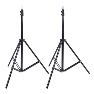 "Yescom 32"" Umbrella Studio Lighting 2 Constant Lights Kit"