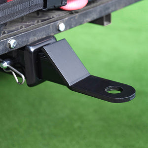 Yescom Universal Rear Seat Trailer Hitch Receiver for Golf Cart Club Cart