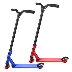 Yescom Pro Tricks Freestyle Stunt Scooter Aluminum for Adult Color Opt