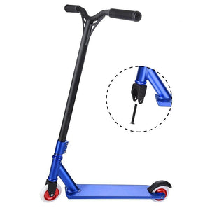 Yescom- Adult Freestyle Stunt Scooter, Aluminum