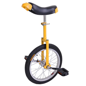 Yescom 16 inch Unicycle Wheel Frame Color Optional