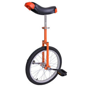 Yescom 18 inch Unicycle Wheel Frame Color Optional