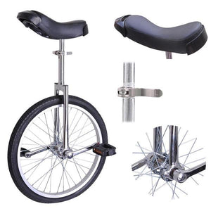 Yescom 20 inch Unicycle Wheel Frame Color Optional