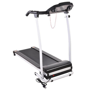 Yescom 1100w Folding Treadmill Electric Running Machine Color Opt