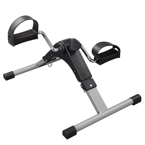 Yescom Mini Pedal Exercise Home Foldable Cycle Leg Arm Workout