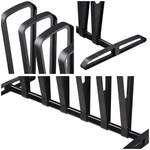 Yescom Boots Organizer Rack Shoes Storage Stand for 3-Pair/4-Pair