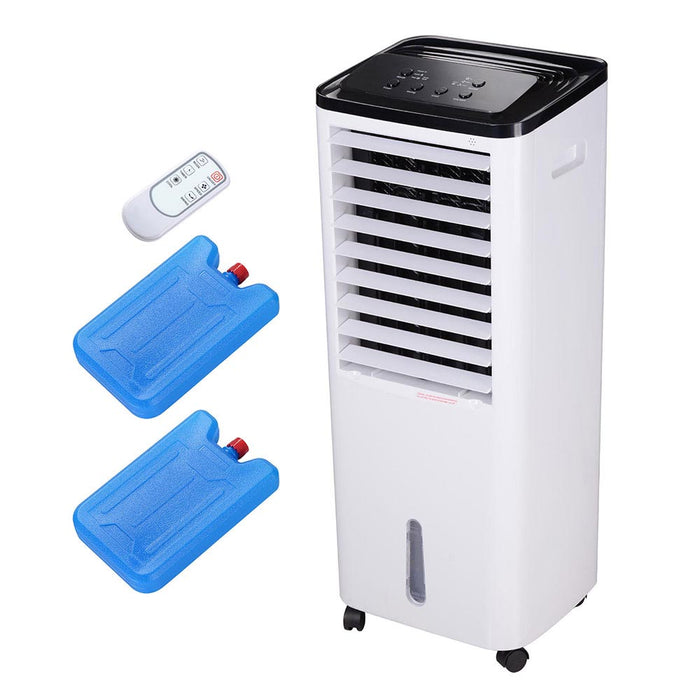 Yescom Portable Evaporative Air Cooler with Remote, 200W 17L