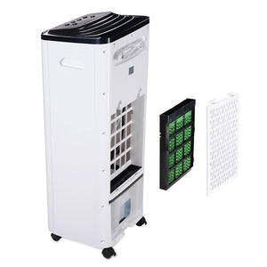Yescom 200W 17L Portable Evaporative Air Cooler w/ Remote