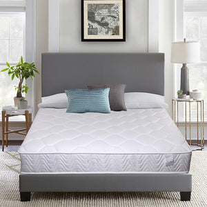 Yescom Full/ Queen/ King 10inch Pocket Spring Mattress w/ CertiPUR-US