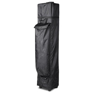 "InstaHibit Canopy Storage Bag w/ Wheels 13x11x64"" for 10x15"