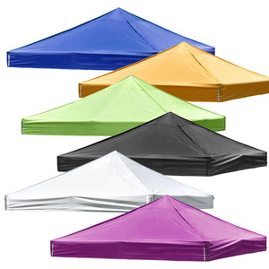 Yescom 10'x10' Ez Pop Up Tent Canopy Top Replacement Cover Color Opt