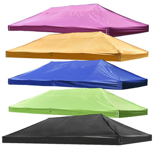 Yescom 10'x20'(9.6'x19') Ez Pop Up Tent Canopy Top Replacement Color Opt