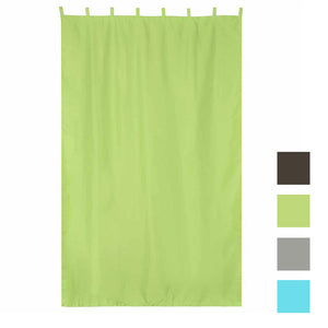 Yescom Outdoor Tab Top Curtain Panel, 54Wx96L