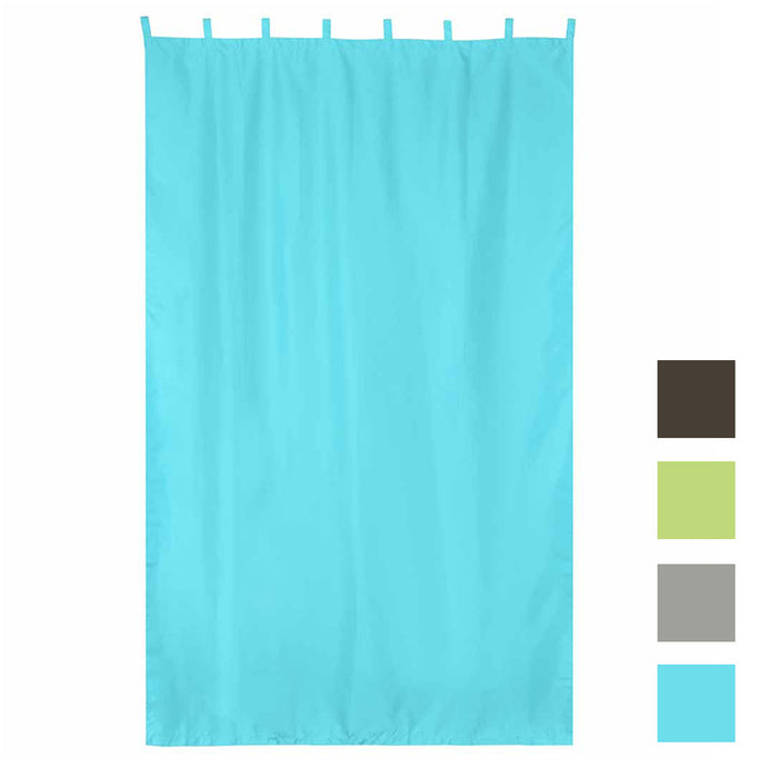 Yescom Outdoor Tab Top Curtain Panel, 54Wx108L