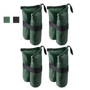 Yescom 4 Pcs Weight Sand Bags w/ Grommet for Outdoor Canopies Tents