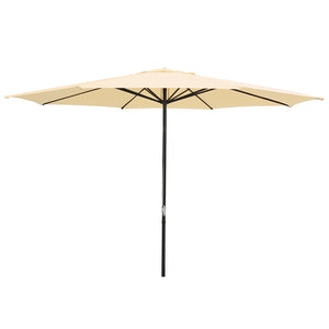 Yescom 13ft Outdoor Patio Market Garden Table Umbrella Color Optional