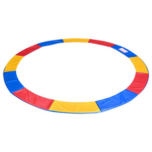 Yescom Trampoline Pad 12 13 14 15 foot Safety Pad Rainbow Padding