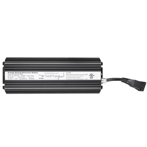 Yescom Dimmable Electronic Grow Light Ballast for MH HPS 600 Watt