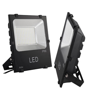DELight LED Flood Lights 100w Cool White Waterproof Security Lamp