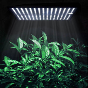 Yescom 22w LED Grow Light Panel Indoor Growing 225 UltrathinWhite