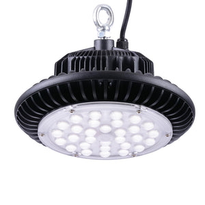 DELight UFO LED High Bay Light 100W Commercial Warehouse Lighting