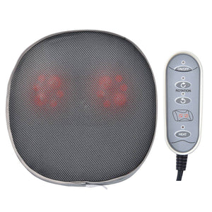 Yescom Shiatsu Massager for Back Foot Neck with Heat 13in