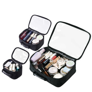Byootique Makeup Bag Set Compression Cubes Adapted for Luggage