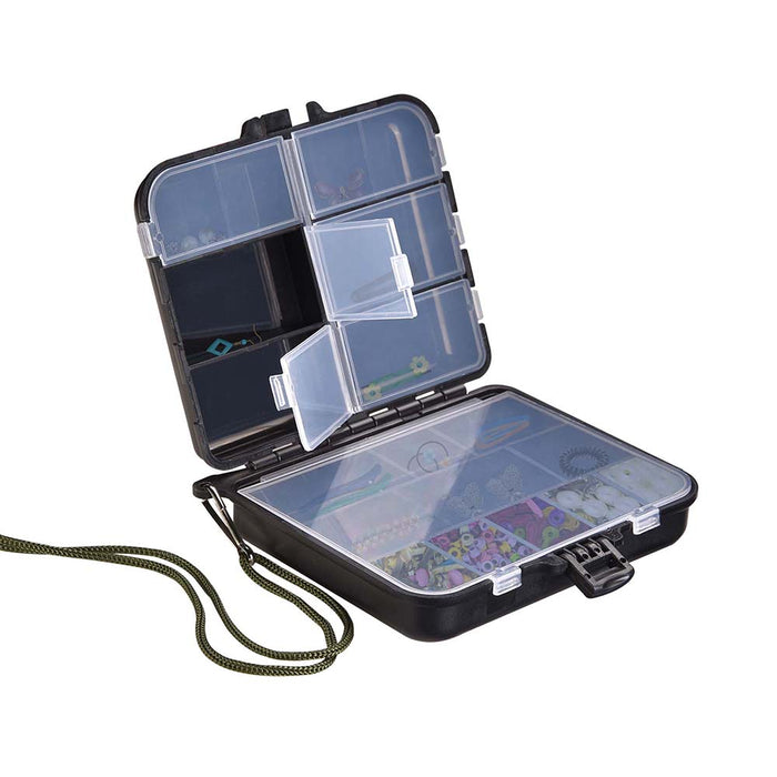 Yescom Fishing Tackle Box Hardware Storage with Dividers