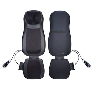 Yescom Massage Cushion Heated for Neck Back Hip Shiatsu