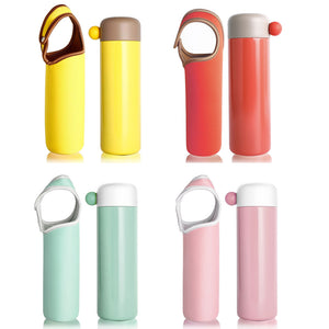 Yescom 15oz/450ml Stainless Steel Water Bottle Vacuum Insulated Thermal Cup