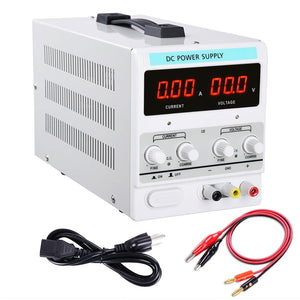 Yescom 30v 10A Power Supply DC Converter Precision Variable Voltage