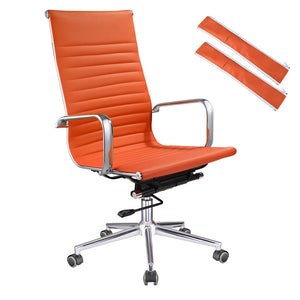 Yescom Highback Office Executive Swivel Chair with Color Options