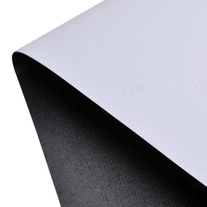 "InstaHibit Movie Projector Screen PVC Material 177"" 16:9 Matte White"