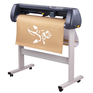 "Yescom 34"" Vinyl Cutter Sign Sticker Cutting Plotter Machine"