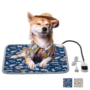 "Yescom Pet Heating Pad for Dogs and Cats Outdoors 24""x16"""