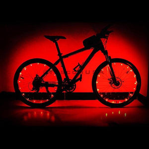 Yescom Waterproof LED Cycling Rim Lights 6.6ft