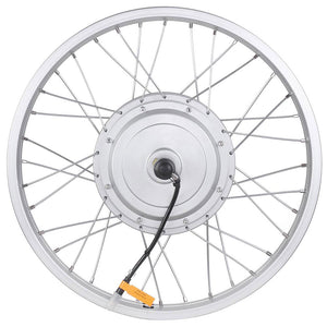 "Yescom 20"" Electric Bicycle Motor Front Wheel Kit 36v 750w"