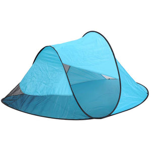 Yescom Popup Beach Tent Portable Camping Shelter Blue