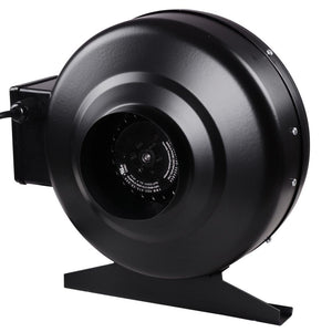"Yescom Circle Inline Fan High Rotation Blower 4"" 176 CFM"