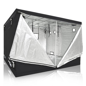 "LAGarden Grow Tent 120""x120""x78"" Hydroponic System Reflective"