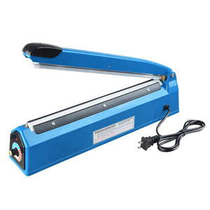 Yescom Plastic Bag Sealer Impulse Heat Sealing Machine 12""