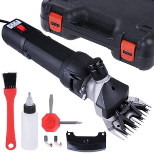 Yescom 380W Electric Sheep Shears Goat Clipper Grooming Machine