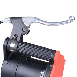 Yescom Electric Chainsaw Grinder Sharpener w/ Brake Wall/Bench-Mount