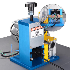 Yescom Automatic Wire Stripping Machine Strip Cable Copper