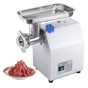 Yescom Electric Meat Grinder 1100w 1-1/2hp #22 Commercial SS Restaurant