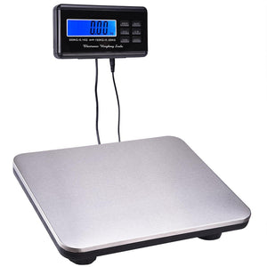 Yescom Electric Platform Scale Postal Shipping Weight 660 LBS