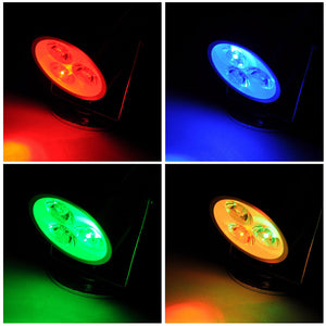 Yescom Pinspot LED Disco Light Party Club Lighting Color Options (Preorder)