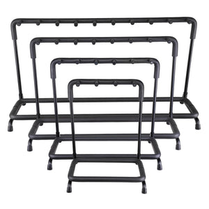 Yescom 3/ 5/ 7/ 9 Stage Guitar Bass Stand Folding Display Rack Opt